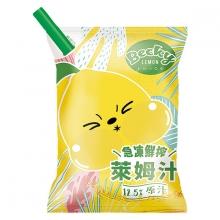 Becky Lemon急凍鮮搾萊姆汁-10包小資組