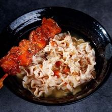 酪梨籽湯麵蒙古串燒口味4包/袋