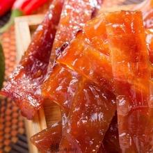 蔗燻豬肉條(180g/包)