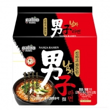 Paldo八道男子拉麵(5包/袋)
