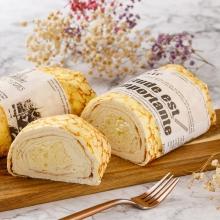 法式生乳蛋糕千層捲