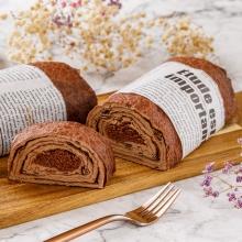 法式巧克力蛋糕千層捲