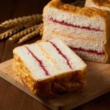 草莓起士起酥三明治