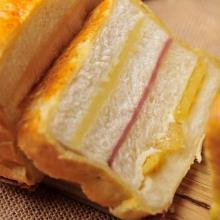夏威夷起酥火腿三明治