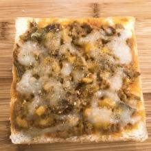 厚片吐司披薩 -椰漿咖哩牛肉(3片)