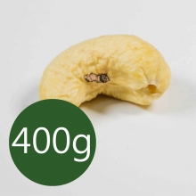輕烘培無調味-大顆腰果(400g)