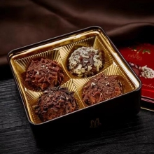 Maxim's 姆花式球型巧克力50g(有效期限:2019/9/4)