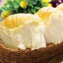 【美食村】拔絲牛奶麵包(6入)