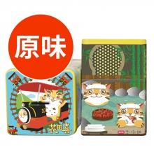 苗栗貓貍喵罐天使的眼淚蛋捲(原味)1包2入,共20入