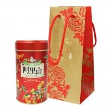 阿里山頂級阿爸高山紅茶(4兩/罐)
