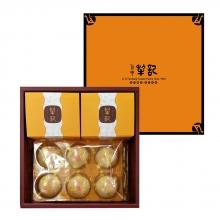 台中犂記-小口旺旺禮盒(10入/盒)