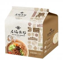 【老鍋米粉】純米香菇肉燥風味湯米粉(4包)