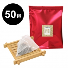 阿里山頂級阿爸高山紅茶(立體茶包50包/裸包裝)