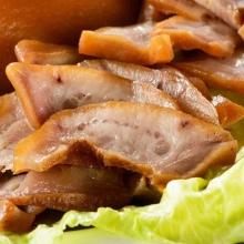 老滷豬頭皮(小)(150g±5g)