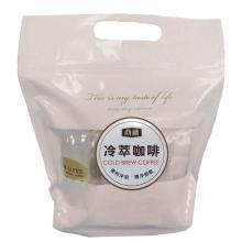 【商鐵咖啡】 黑咖啡 冷萃咖啡組(10包)+贈PE冷萃瓶x1個