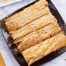 魷魚碳烤片包