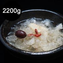 冰糖水梨銀耳湯2200g