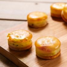 黃金乳酪球-(原味*10入+丹寧皇家伯爵紅茶*10入)(20入)