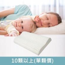 賽里絲乳膠枕10顆以上(單顆價) [經典側睡款(62*42*12CM)]
