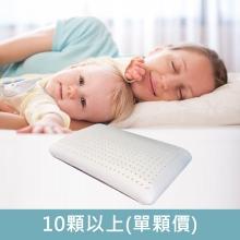 賽里絲乳膠枕10顆以上(單顆價) [經典加高款(66*42*15CM
