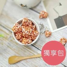 爆米菓子-草莓甜心(獨享包)70g±10%