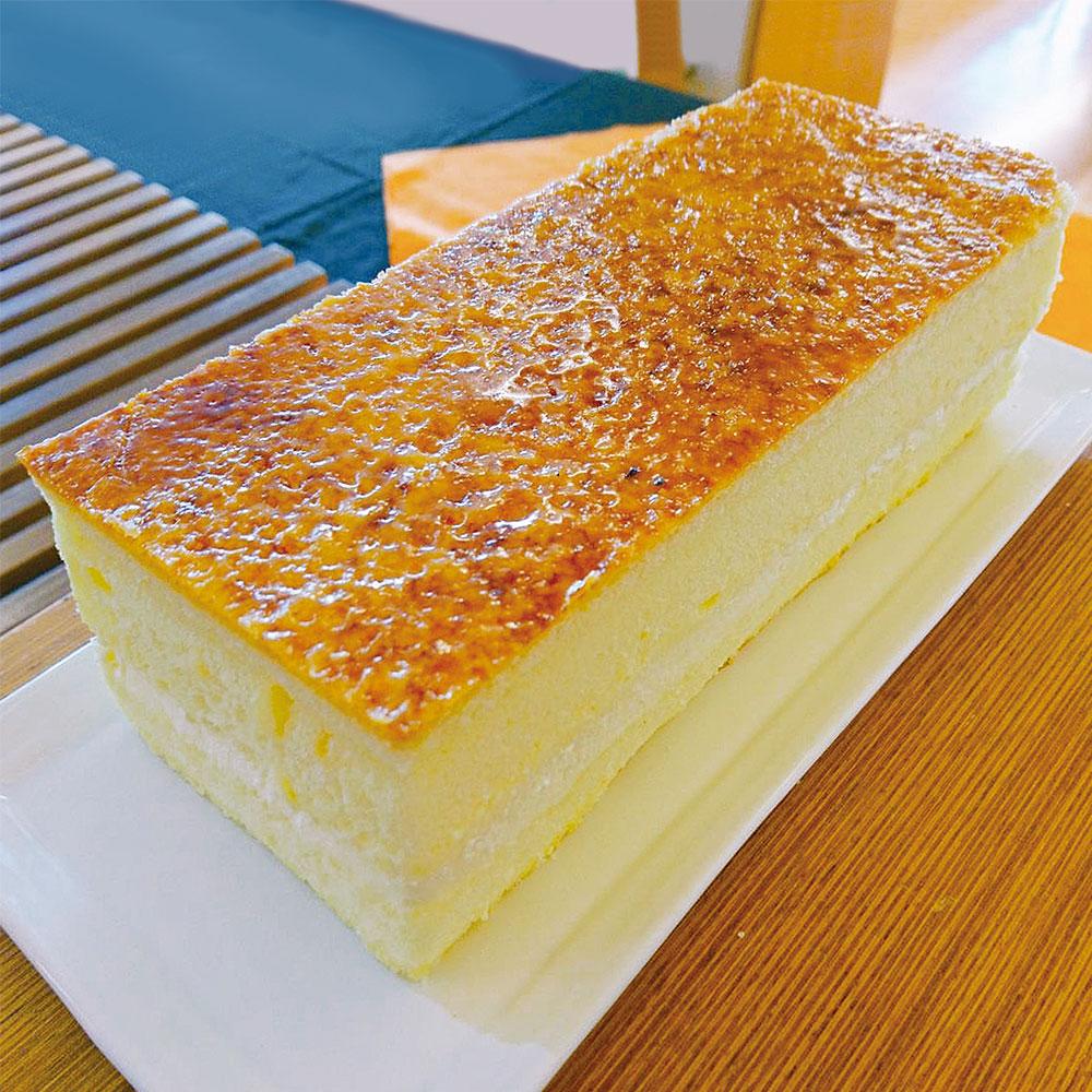 焦糖熔岩蛋糕(原味)