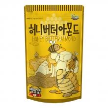 Toms杏仁果(蜂蜜奶油味)210g