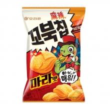 好麗友烏龜玉米脆片(麻辣)