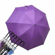 都會淑女輕便防風傘 [紫色]