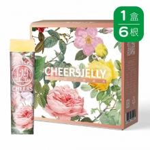 CheersJelly低卡舉杯蒟蒻凍(6入)(蘋果口味)