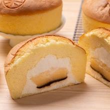 【樂樂甜點】樂樂爆漿雞蛋布丁蛋糕