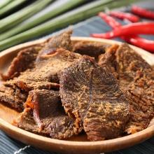 高粱牛肉乾(辣味)180g±3%