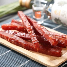 高粱豬肉金箸肉乾(蜜汁)180g±3%