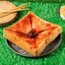厚抹吐司-招牌草莓(3片)