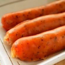 黑胡椒豬肉德式香腸(5支裝)3包