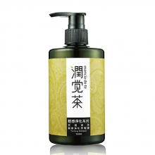 【潤覺茶】輕感淨化洗髪露350ML