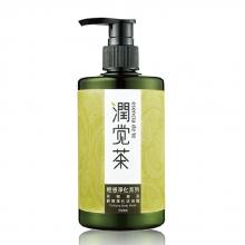 【潤覺茶】輕感淨化沐浴露350ML