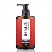 【潤覺茶】白薑花滋養洗髪露350ML