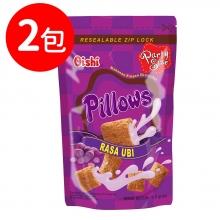 Oishi 紅薯風味枕頭造型餅乾(CO035-1)2包