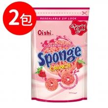Oishi 草莓風味甜甜圈造型(CO023)2包