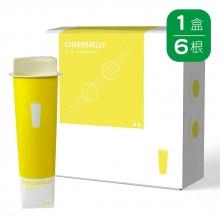 Cheersjelly舉杯低卡蜂蜜檸檬蒟蒻凍葉黃素款(6入)