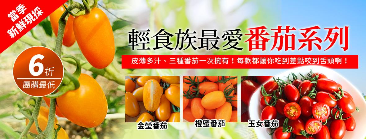 高雄四大品種小番茄